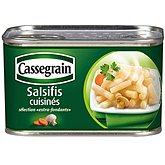 Salsifis cuisinés Cassegrain