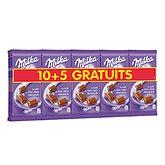 Chocolat Milka Pays Alpin