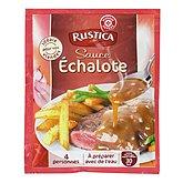 Sauce à l'échalote Rustica