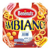 Biscuits soufflés Bénénuts