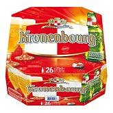 Bière blonde Kronenbourg