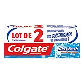 Dentifrice Colgate Maxfresh