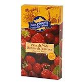 Pâtes de fruits rouges Provence