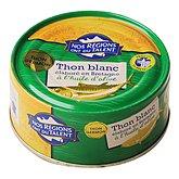 Thon blanc Bretagne huile olive