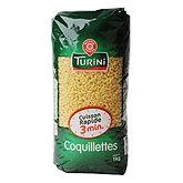 Coquillette cuisson rapide