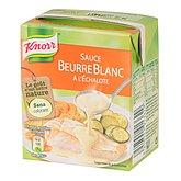 Sauce au beurre blanc Knorr