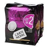 Dosettes café Carte Noire