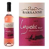 Vin rosé Prieur Barsanne