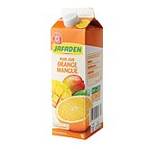 Jus orange mangue Jafaden