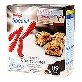 Barres céréales Special K