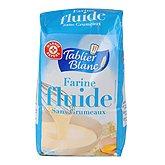 Farine fluide Tablier Blanc