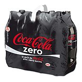 Soda Coca-Cola Zéro