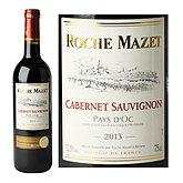 Vin rouge Roche mazet cabernet