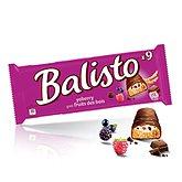 Barres chocolatées Balisto