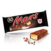 Barres chocolatées Mars