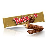 Barres chocolatées Twix