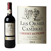 Vin rouge Les Ormes de Cambras