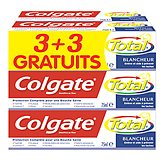 Dentifrice Colgate total