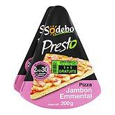 Pizza presto Sodebo