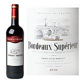 Vin rouge Bordeaux Supérieur
