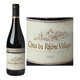 Vin rouge Côtes du Rhône