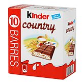 Barres Kinder Country