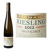 Vin blanc Riesling Rebmann