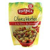Olives farcies poivron Rustica