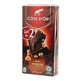 Tablette chocolat Côte d'Or