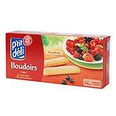 Biscuits boudoirs P'tit Déli