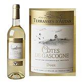 Vin blanc Cotes de Gascogne