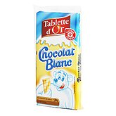 Chocolat Tablette d'Or blanc