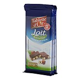 Chocolat Tablette d'Or lait