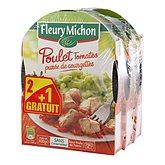 Poulet tomates Fleury Michon