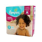 Pampers Couches Active Fit  T6 - x31