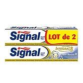 Dentifrice Integral 8 Fresh Resist + Signal