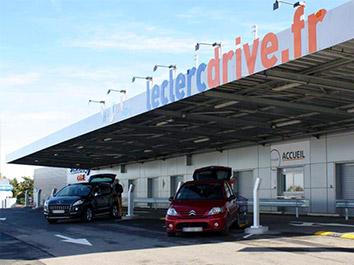 Drive blagnac et courses en ligne e leclerc drive - Drive leclerc les angles ...